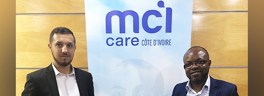 MGT Conseils pour le projet BI de MCI Care en Côte d'Ivoire